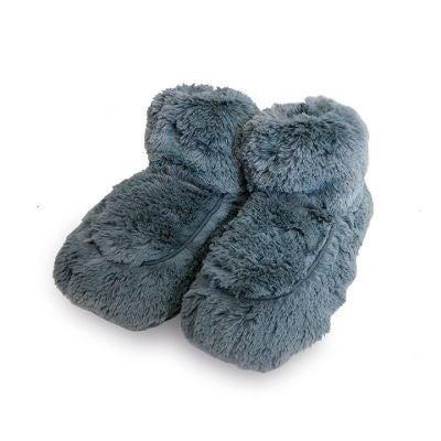 Warmies Gray Booties