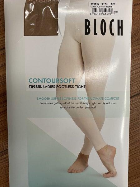 Bloch Footless Adult BTan Tights