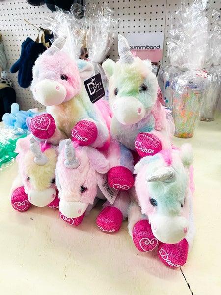 Cotton Candy Ballerina Unicorn