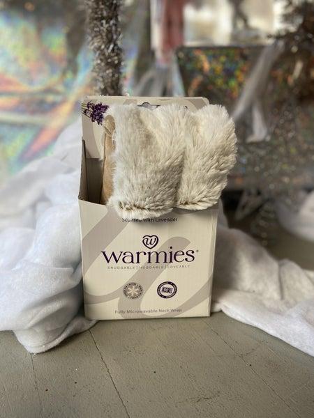Warmies Marshmallow  Neck Wrap