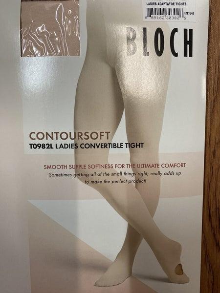 Bloch Contoursoft Adult Pink Convertible