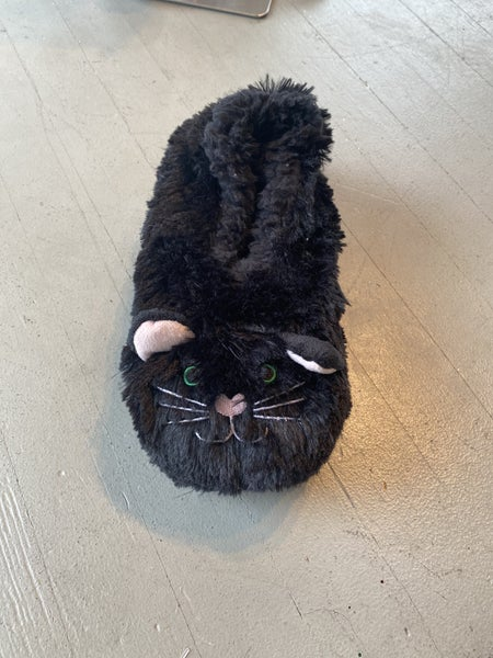 Women's Cat Slippers