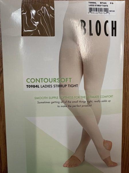 Bloch BTan Stirrup Ladies Tights
