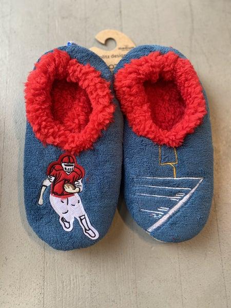 Men's Football Slippers