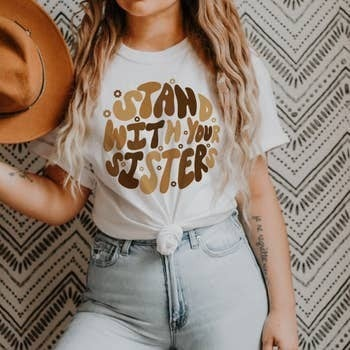 Stand with your Sisters Tee