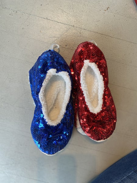 Girl's Sparkle Slippers