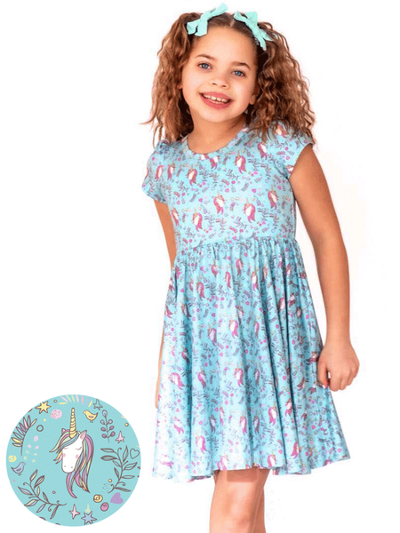 Unicorn Heart Dress