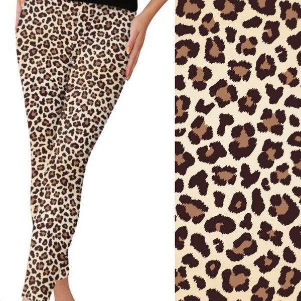 So Soft Leopard Leggings