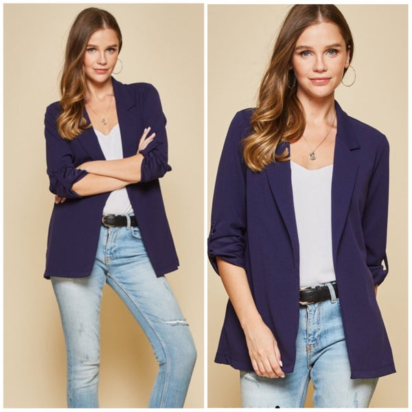 Adorable Navy Blazer