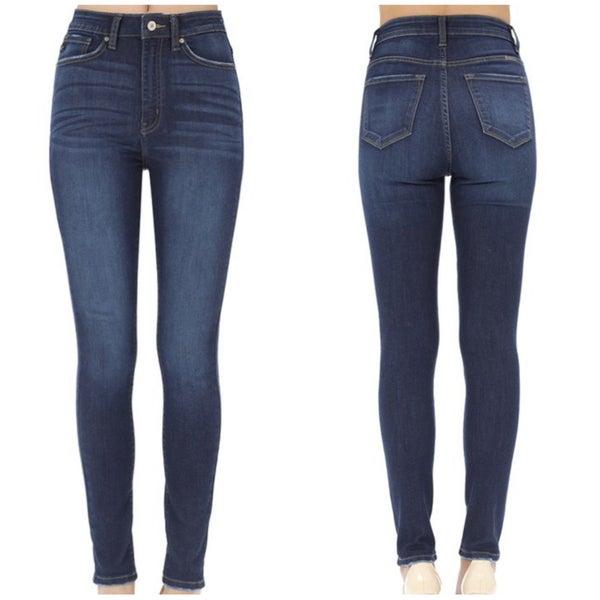 KanCan Dark Skinny Jeans LAST CHANCE FINALSALE