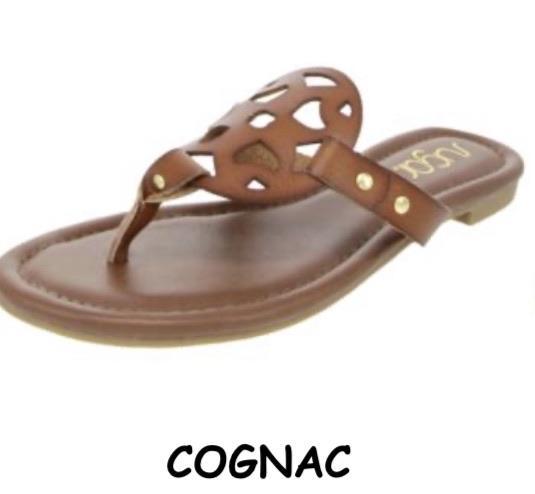 Brown Sugar Sandals
