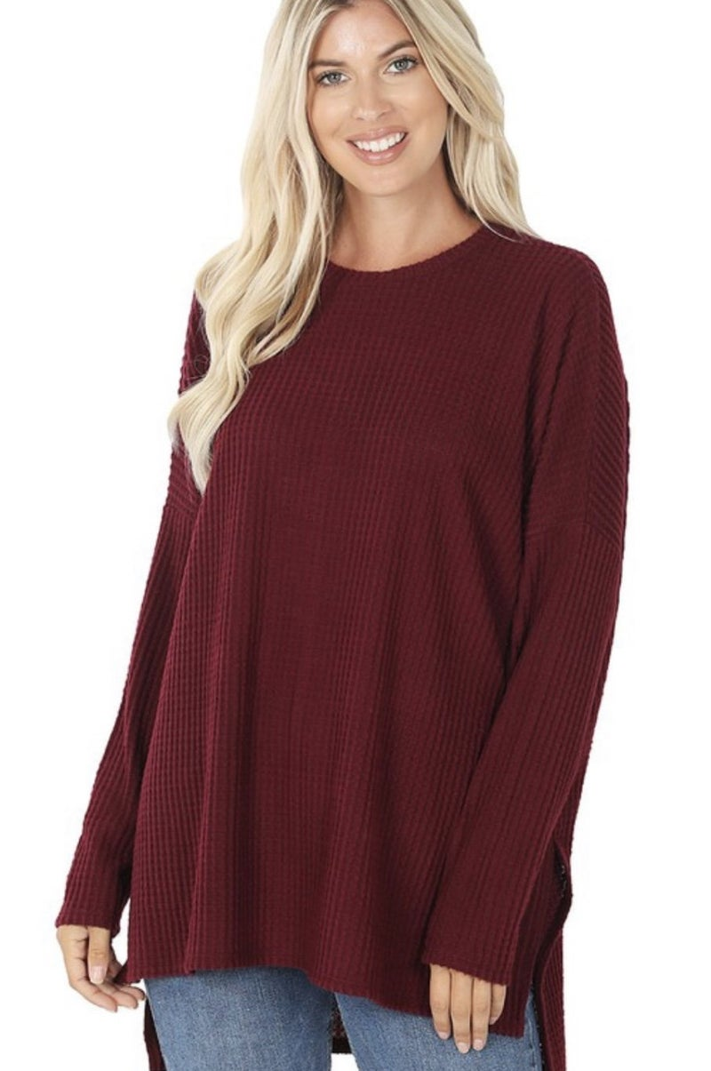 Deal of the Day Waffle Tunic