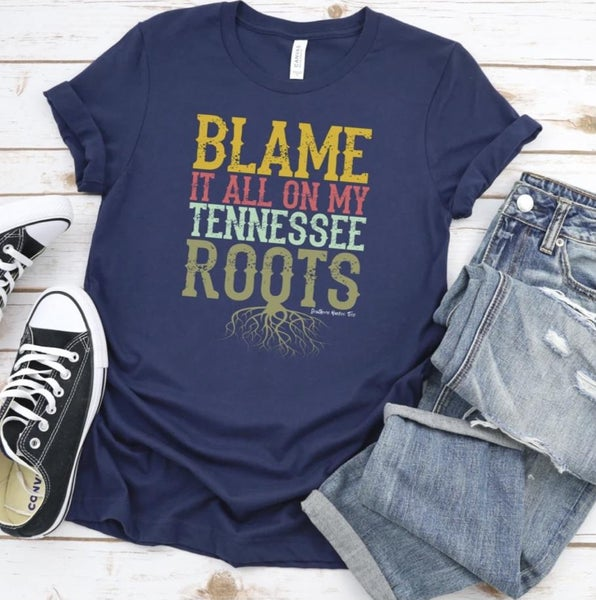 Tennessee Roots Tee