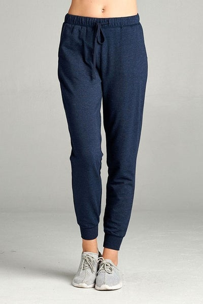 French Terry Jogger Sweatpants