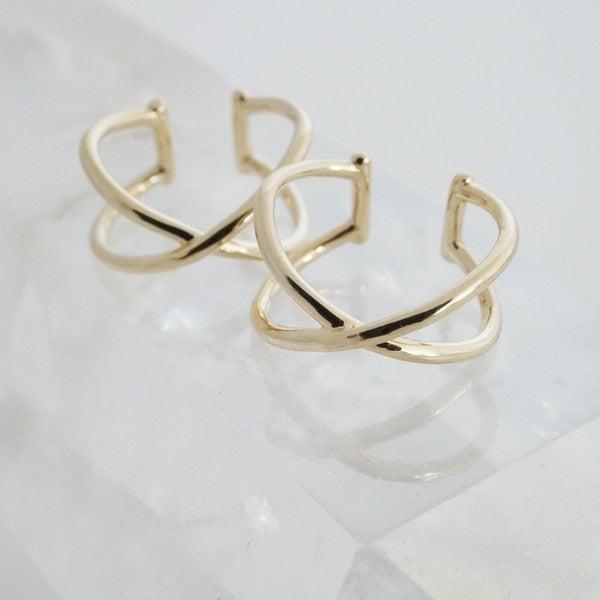 X Ear Cuffs