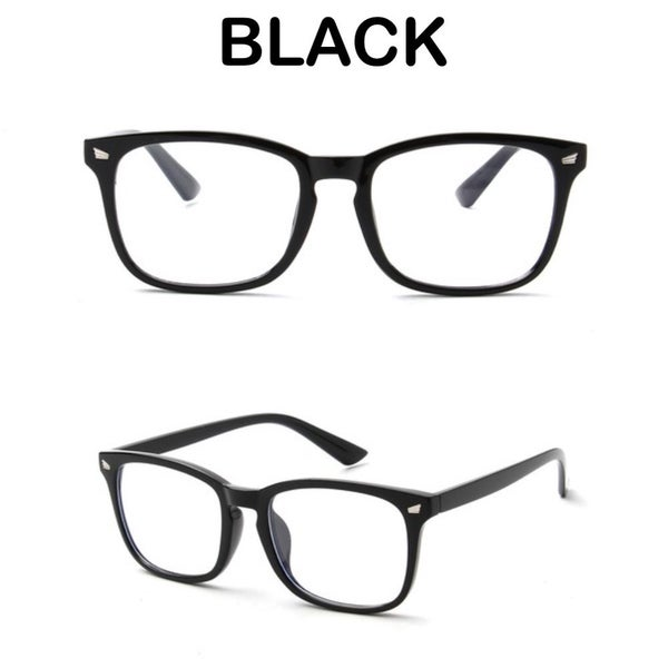 Classic Rectangle Blue Light Blocking Glasses *Final Sale*