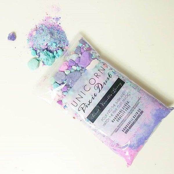 Bath Bombs & Pixie Dust
