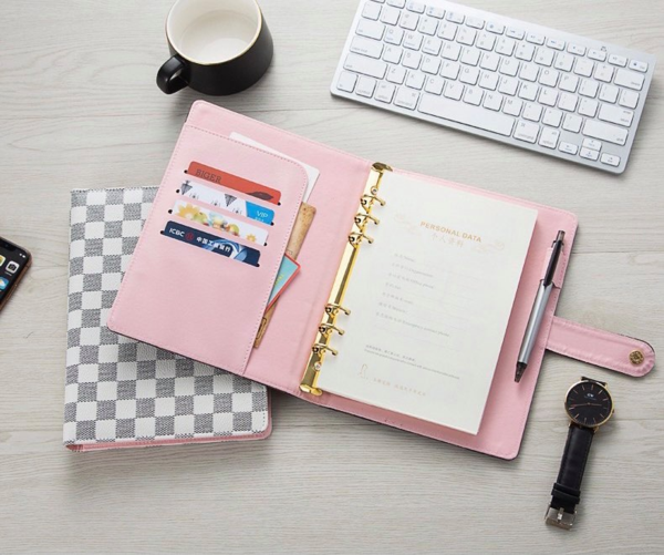 The Lacy Check & Pink Agenda