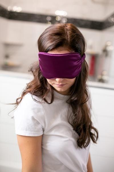 Satin Eye Sleep Masks
