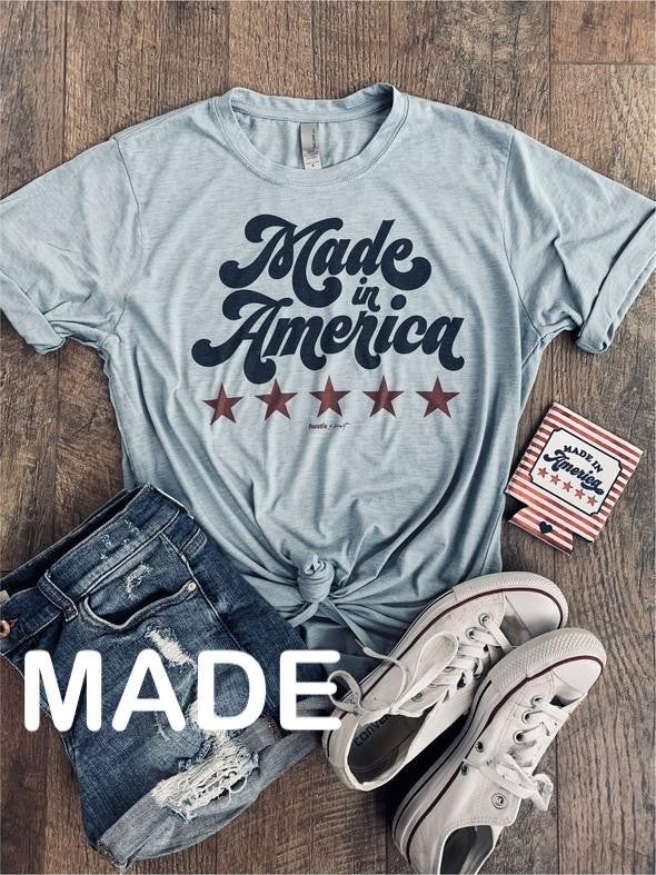 4th of July Bella Canvas Tee's