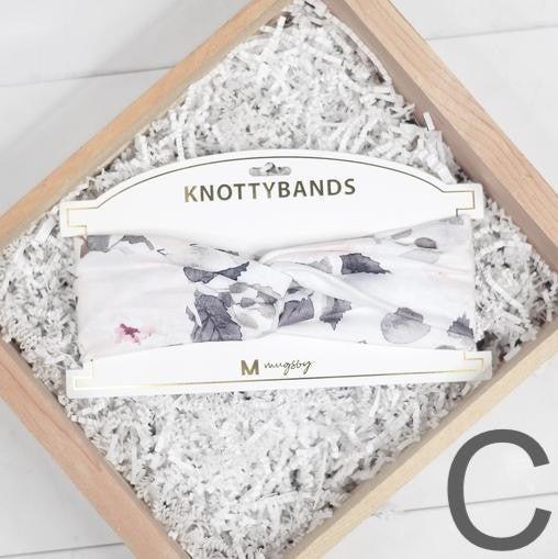 Knottyband Soft & Stretchy Headbands