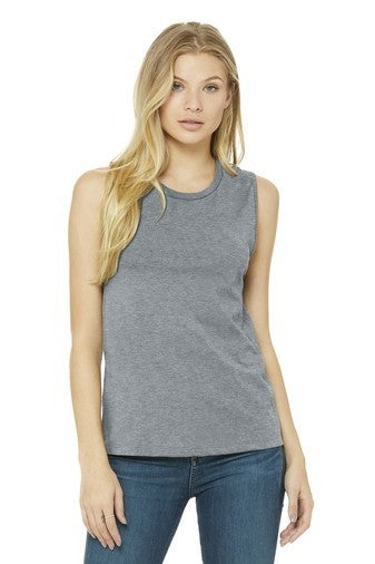 HOLY CHIC (Pretty Chic Unique) Bella Canvas Women's Jersey  Muscle Tank *Final Sale*