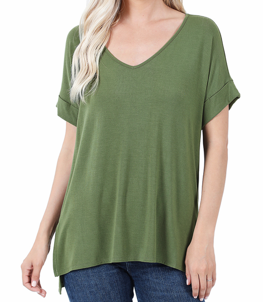 Your New Favorite Tee - Olive