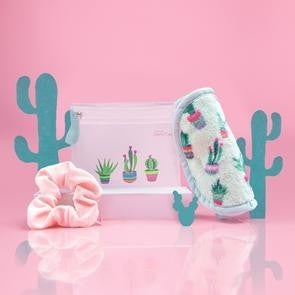 Make Up Eraser Cactus 3 - Piece Set