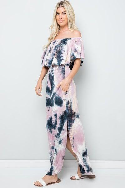 Loving Soul Maxi Dress