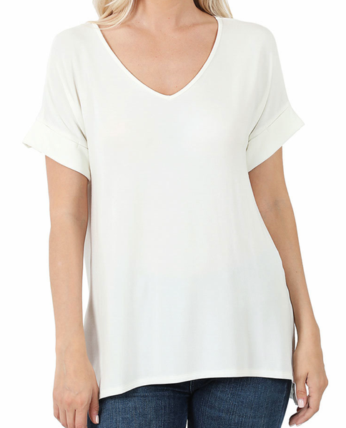 Your New Favorite Tee - Ivory