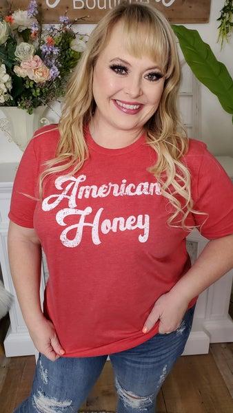 American Honey Graphic Tee