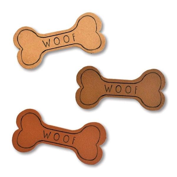Roeda Woof Dog Magnet