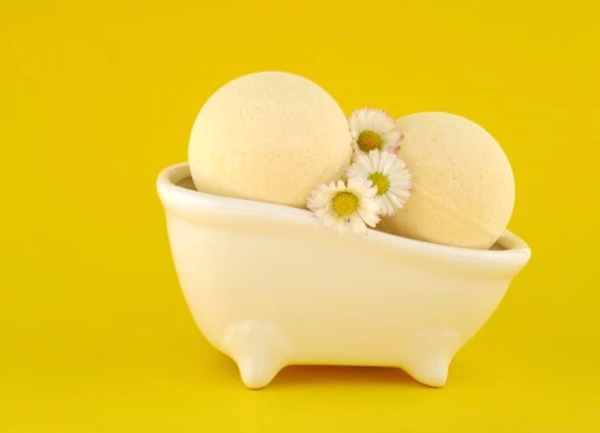 Shea Coconut Bath Bomb