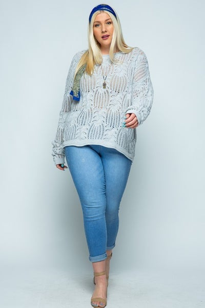 Wishful Thought Knitted Sweater
