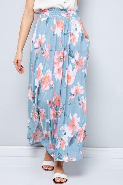 Daydreaming of Gardens Maxi Skirt