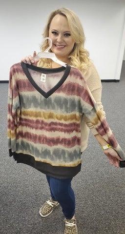 Sew In Love Market Exclusive! Tie-Dye Pullover