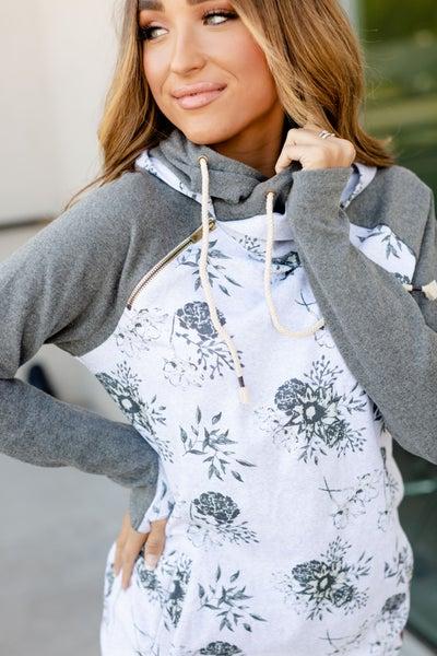 So What Double Hood Sweatshirt