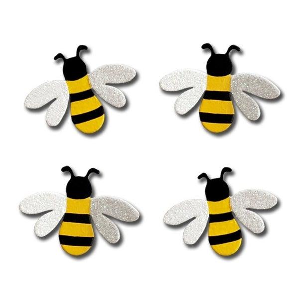 Roeda Bee Magnet Set of 4