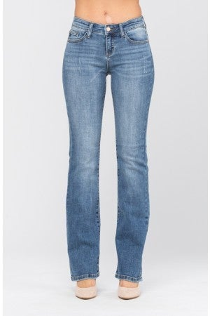 Made for Walking Bootcut Judy Blue Jeans