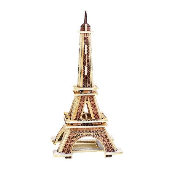 Hands Craft Eiffel Tower