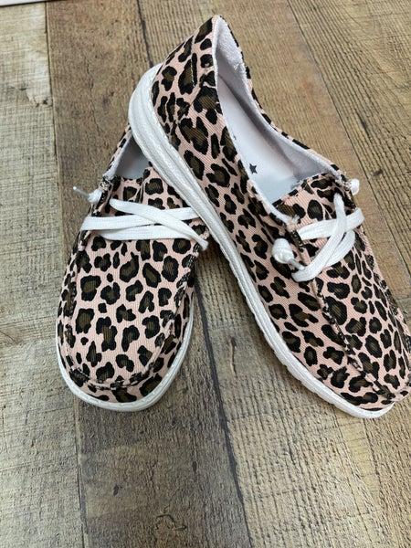 Cheetah Pink Gypsy Jazz