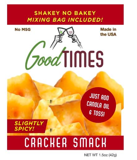 Good Times Cracker Smack
