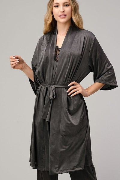 Giving You Everything Satin Robe