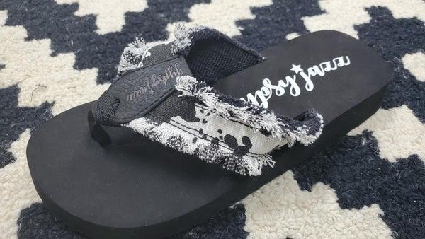 Gypsy Jazz GJazz Sandals - Cow