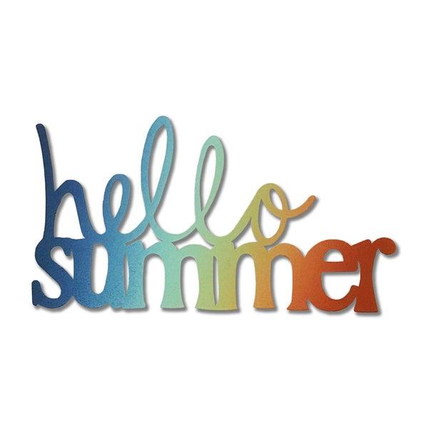 Roeda Hello Summer Magnet