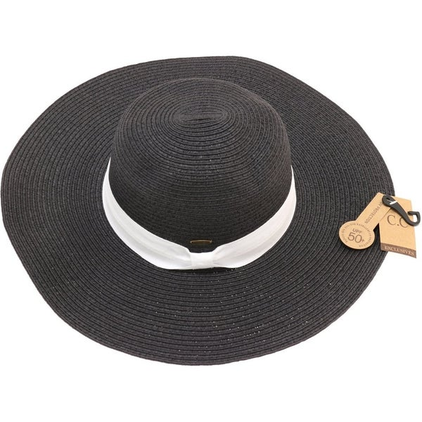 CC Paper Wide Brim Sun Hat