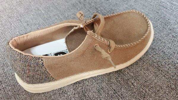 Mr. J Men's Slip On Shoes -- Tan