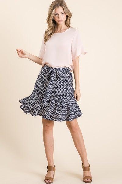 Enjoy the Days Skirt