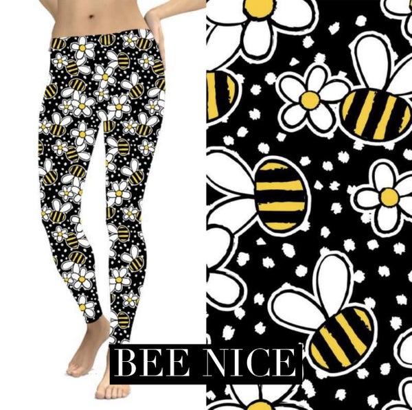 Bee Nice Leggings