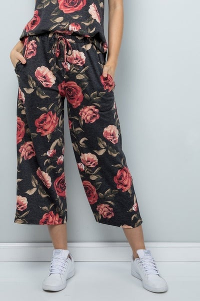 For the Rest of Time Cropped Pants